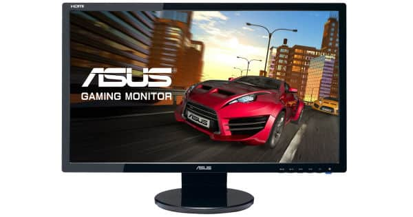 Monitor gaming LED Full HD ASUS VE248HR barato, ofertas en monitores gaming, monitores gaming baratos, chollo