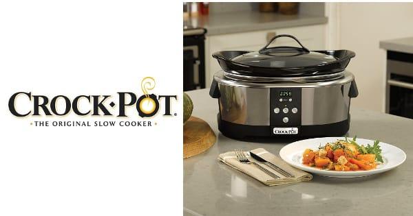 Robot de cocina Crock-Pot barato, robots de cocina baratos, ofertas en robots de cocina chollo