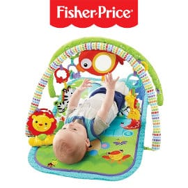 Gimnasio musical animalitos Fisher Price barato, regalos para bebes baratos, ofertas en productos para bebes