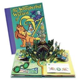 Libro pop up Mago de Oz barato, libros baratos, ofertas en libros