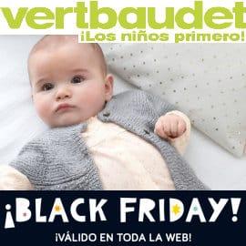 Black Friday 2016 en Vertbaudet, códigos descuento Vertbaudet, ropa de niño barata