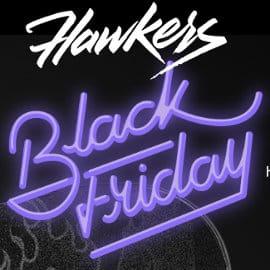 Black Friday Hawkers, hasta 70% de descuento en la web