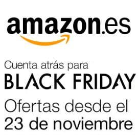 Black Friday en Amazon Espana. Ofertas del jueves