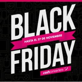 Black Friday en Cash Converters