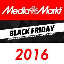 Black Friday en Media Markt 2016, chollos en Media Markt