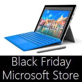 Black Friday en Microsoft Store 2016, tablets baratas