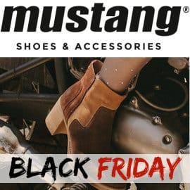 Black Friday en Mustang 2016, calzado barato, ofertas en calzado