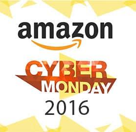 Cyber Monday 2016 Amazon España