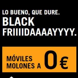 Móviles gratis en el Black Friday de Yoigo