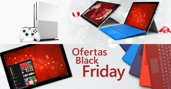 Ofertas del Black Friday de Microsoft, chollo