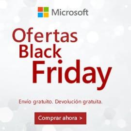 Ofertas del Black Friday de Microsoft