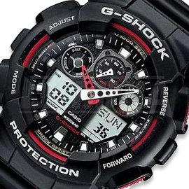 Reloj Casio G-Shock GA-100-1A4ER barato, relojes baratos, ofertas en relojes
