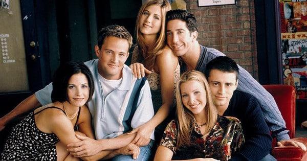 Serie Friends completa en Blu-ray barata, series Blu-ray baratas, chollo