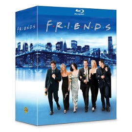 Serie Friends completa en Blu-ray barata, series Blu-ray baratas