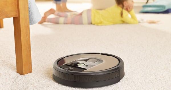 Robot aspirador iRobot Roomba 960 barata, robots aspirtadores baratos, chollo