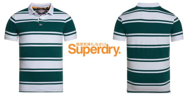 Polo Superdry Williamsburg barato, polos de marca baratos, ofertas en polo, chollos