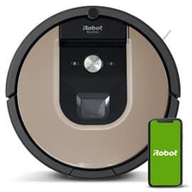 Robot aspirador iRobot Roomba 966 barato, robots aspiradores de marca baratos, ofertas hogar