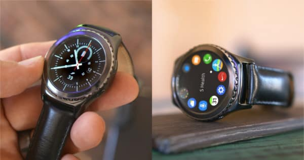 Smartwatch Samsung Gear S2 Classic. Oferats en smartwatches, smartwatches baratos, chollo