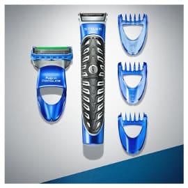 Máquina de afeitar multiusos Gillette Fusion Proglide Styler 3 en 1 barata, afeitadoras baratas