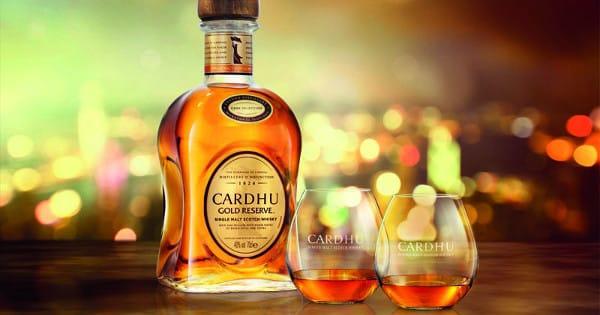Whisky escocés Cardhu Gold Reserve de 70cl barato. Ofertas en supermercado, chollo