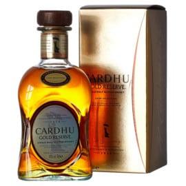 Whisky escocés Cardhu Gold Reserve de 70cl barato. Ofertas en supermercado