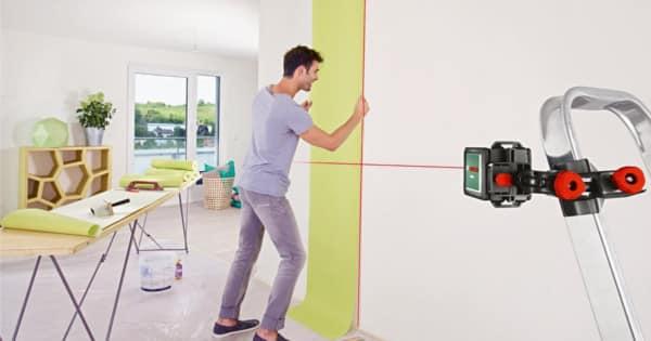 Nivel láser autonivelante Bosch Quigo III barato. Ofertas en herramientas, herramientas baratas, chollo