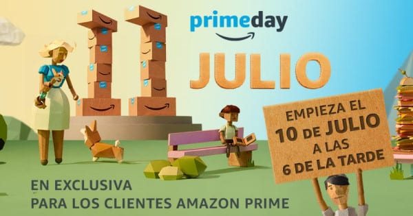 Amazon Prime Day 2017 adelanto, ofertas Amazon Prime Day 2017, chollo