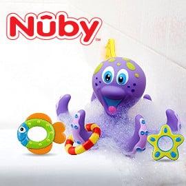 Juguete para el baño Nûby Pulpo Flotante barato, juguetes baratos, productos para bebé baratos