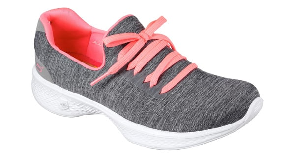 Zapatillas Skechers Go Walk 4 All Day Comfort baratas, calzado barato, ofertas en zapatillas chollo