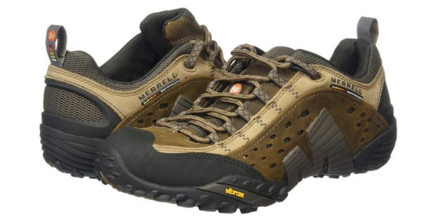 Zapatillas de senderismo Merrell Intercept baratas. Ofertas en zapatillas, zapatillas baratas, chollo