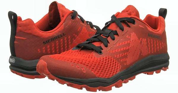 Zapatillas de trail running Merrell Dexterity baratas, ofertas en zapatillas de trail running, chollo