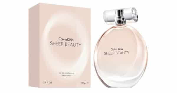 Colonia Calvin Klein Sheer Beauty barata, colonias de marca baratas, ofertas en colonias, chollos