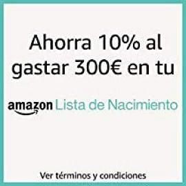 Lista de nacimiento de Amazon, productos para bebés baratos