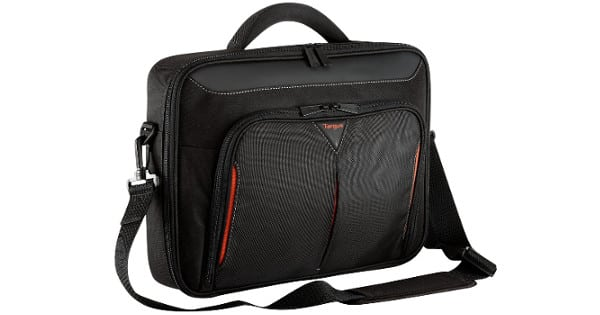 Maletín para portátiles Targus Classic+, maletines para portátiles baratos, chollo