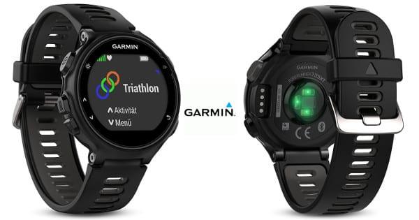 Reloj GPS con pulsómetro Garmin Forerunner 735XT barato, relojes baratos, chollo