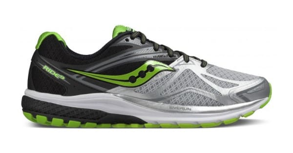 Zapatillas de running Saucony Ride 9 baratas, ofertas en zapatillas de running, zapatillas de running baratas, chollo