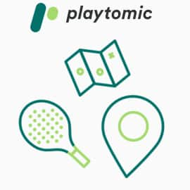 5 euros de descuento en tu reserva de pista con Playtomic, reserva tu pista de pádel barata