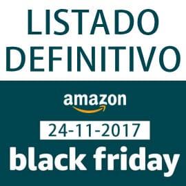 Black Friday 2017 en Amazon España, Amazon.es Black Friday 2017