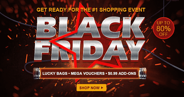 Black Friday Gearbest, chollo