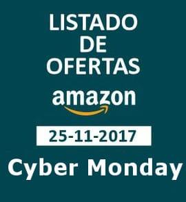 Cyber Monday Sábado 25, chollos