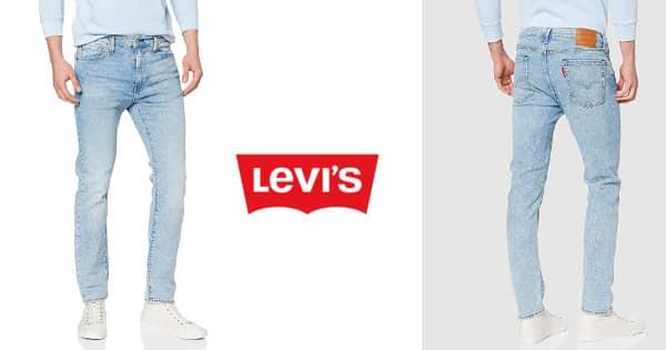 Pantalón vaquero Levi's 510 Skinny barato, vaqueros baratos, ofertas en ropa de marca, chollo