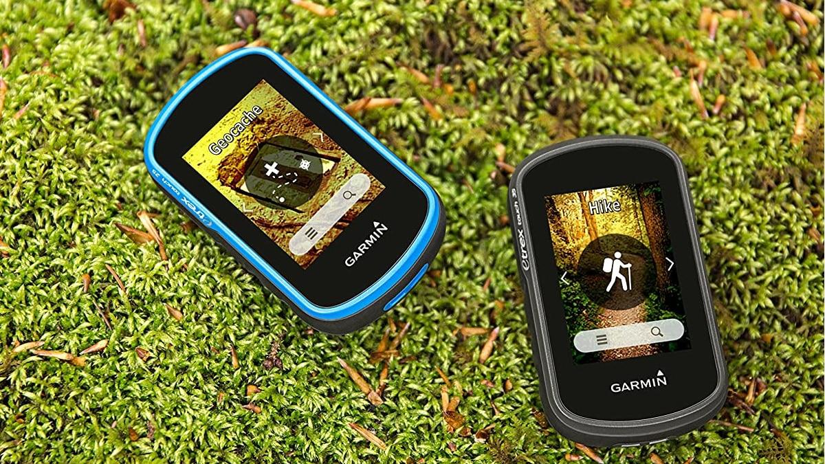 ¡Precio mínimo histórico! GPS portátil Garmin eTrex Touch 35 sólo 149 euros. 50% de descuento.