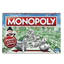 Juguete Monopoly Edición Madrid, juguetes baratos
