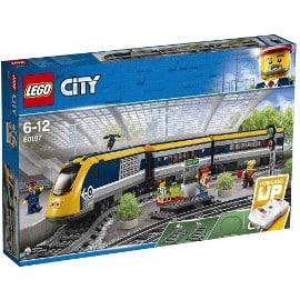 LEGO City Tren de Pasajeros (60197) barato, juguetes baratos