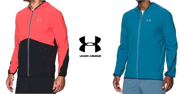 Chaqueta Under Armour Run True barata, ropa de marca barata, ofertas en ropa deportiva chollo