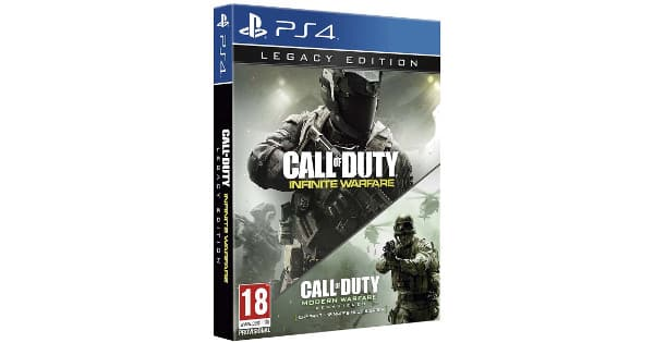 Juego Call of Duty Infinite Warfare para PS4 barato, chollos en cideojuegos, chollo