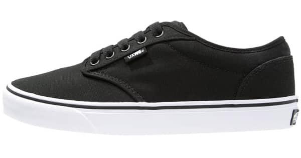 Zapatillas Vans Atwood negro baratas, zapatillas de marca baratas, ofertas en zapatillas, chollos