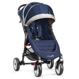 Baby Jogger City Mini 4 azul