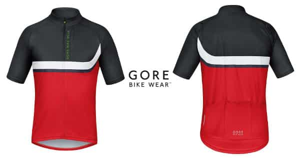 Maillot Gore Bike Wear Power Trail barato, material deportivo barato, chollo
