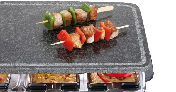 Raclette Grill con piedra Severin RG 2343 barata, raclettes baratas, ofertas en planchas chollo